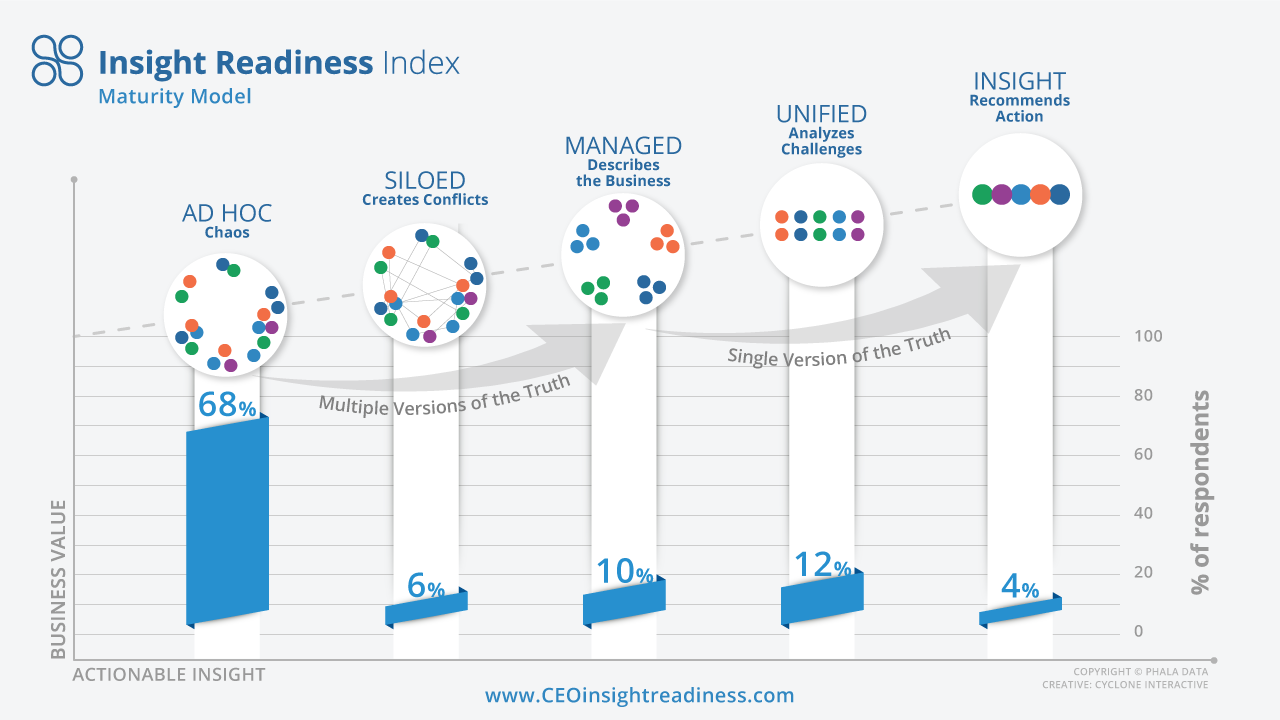 CEO Insight Readiness Index Maturity Model